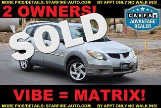 2003 Pontiac Vibe SAME AS TOYOTA MATRIX in Santa Clarita, CA 91390