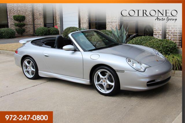 2003 Porsche 911 Carrera Cabriolet