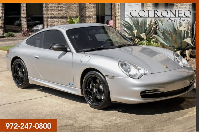 2003 Porsche 911 Carrera 2 Coupe
