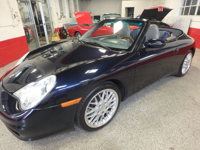 2003 Porsche 911 Carrera AWD CABRIOLET,LIKE NEW, $25K IN OPTIONS Saint Louis Park, MN 6