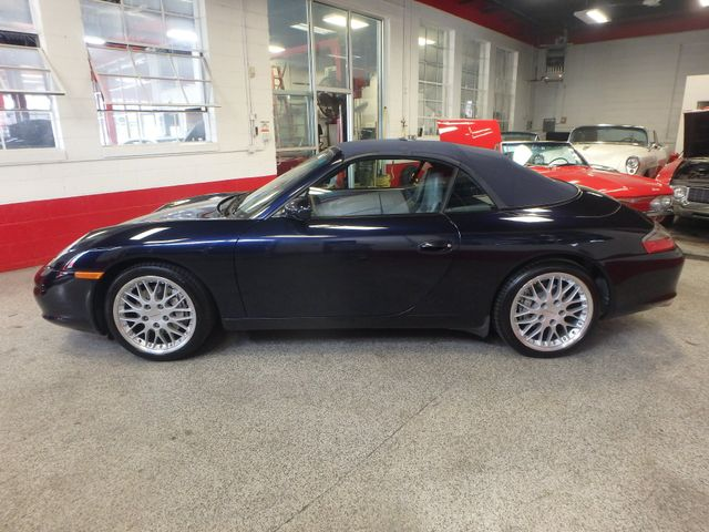 2003 Porsche 911 Carrera AWD CABRIOLET,LIKE NEW, $25K IN OPTIONS Saint Louis Park, MN 10