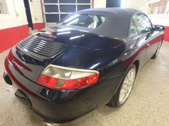 2003 Porsche 911 Carrera AWD CABRIOLET,LIKE NEW, $25K IN OPTIONS Saint Louis Park, MN 12