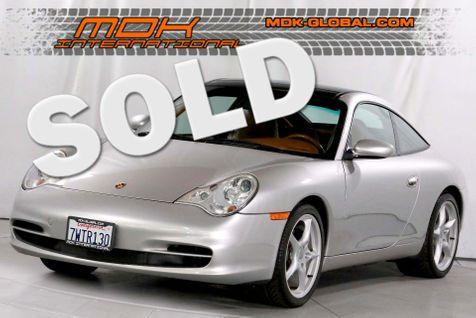 2003 Porsche 911 Carrera Targa - Manual - BOSE - Xenon in Los Angeles