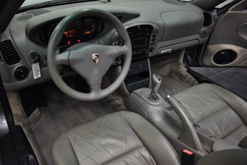 2003 Porsche 911 Carrera Cabriolet in Carrollton, TX