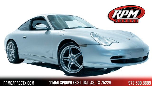 2003 Porsche 911 Carrera 6-Speed Manual