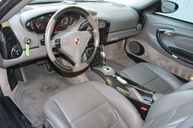 2003 Porsche 911 Carrera Turbo Aerokit Houston, Texas 10