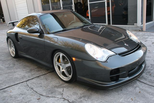 2003 Porsche 911 Carrera Turbo Aerokit Houston, Texas 2