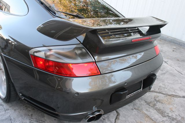 2003 Porsche 911 Carrera Turbo Aerokit Houston, Texas 7