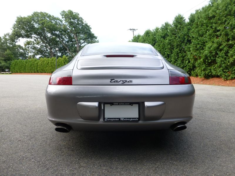 2003 Porsche 911 Carrera Targa  city MA  European Motorsports  in Lawrence, MA
