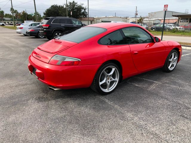 2003 Porsche 911 Carrera Longwood, FL 6