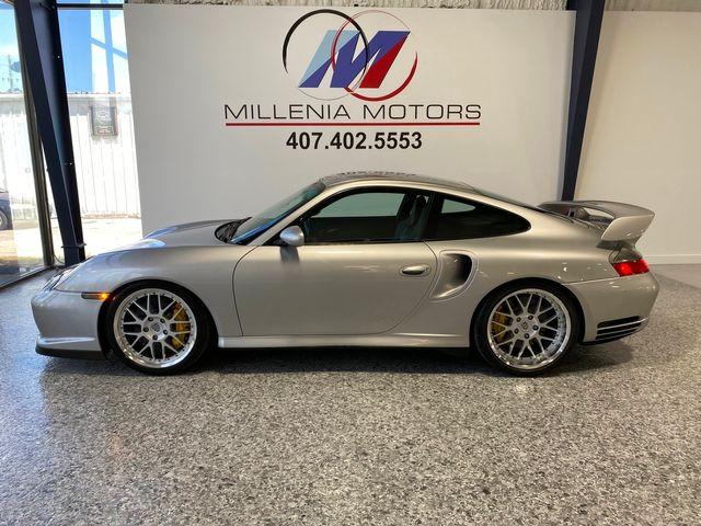 2003 Porsche 911 Carrera GT2