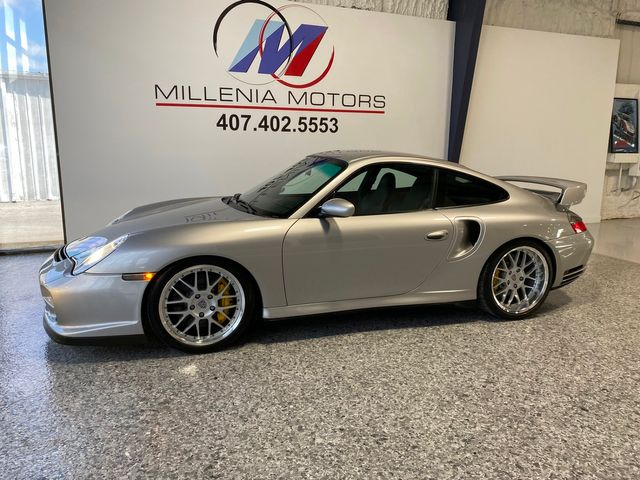 2003 Porsche 911 Carrera GT2 Longwood, FL 20