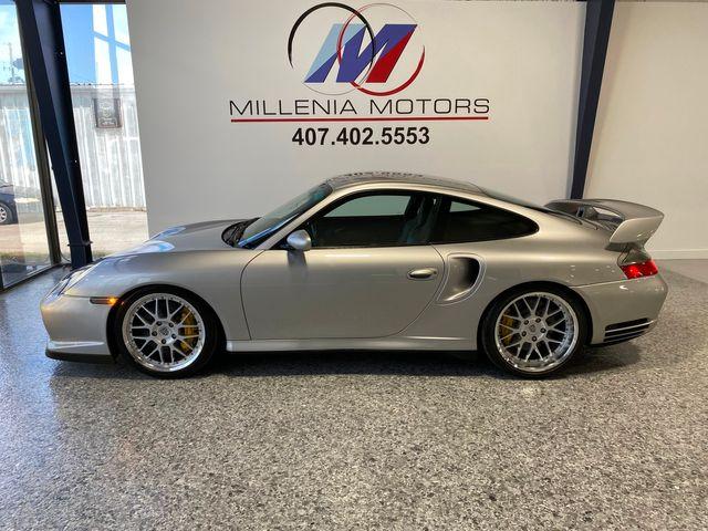 2003 Porsche 911 Carrera GT2 Longwood, FL 21