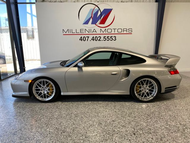 2003 Porsche 911 Carrera GT2 Longwood, FL 3