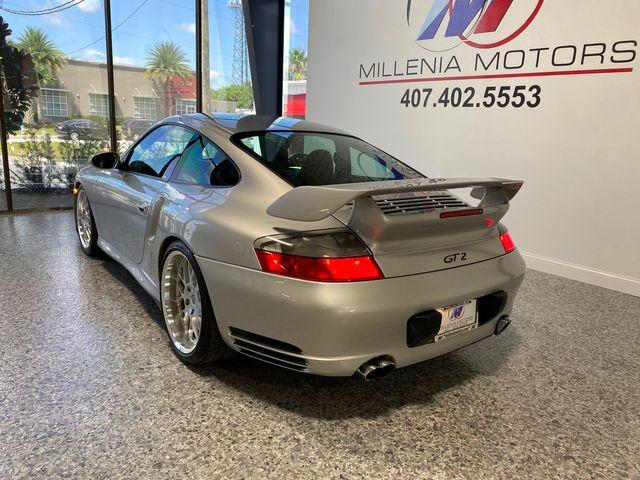 2003 Porsche 911 Carrera GT2 Longwood, FL 6