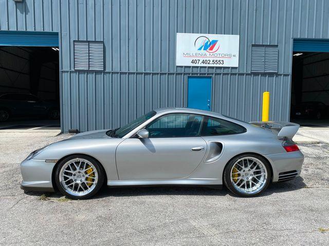 2003 Porsche 911 Carrera GT2 Longwood, FL 48