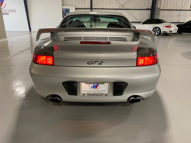 2003 Porsche 911 Carrera GT2 Longwood, FL 78