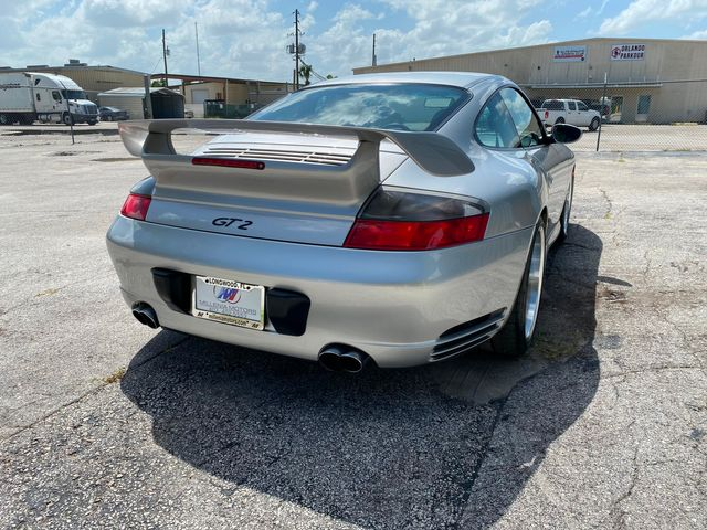 2003 Porsche 911 Carrera GT2 Longwood, FL 57