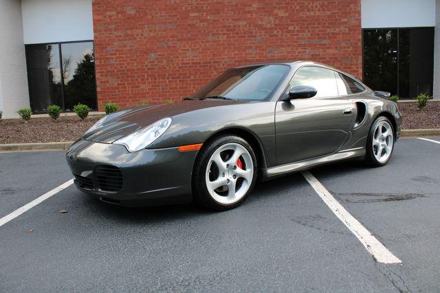 2003 Porsche 911 Carrera Turbo