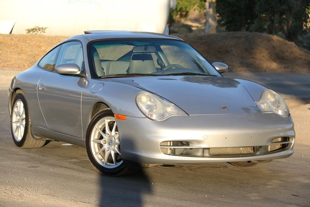 2003 Porsche 911 Carrera Santa Clarita, CA 3