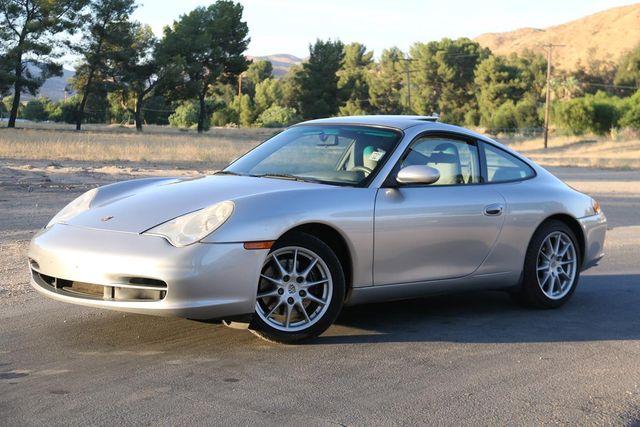 2003 Porsche 911 Carrera Santa Clarita, CA 1