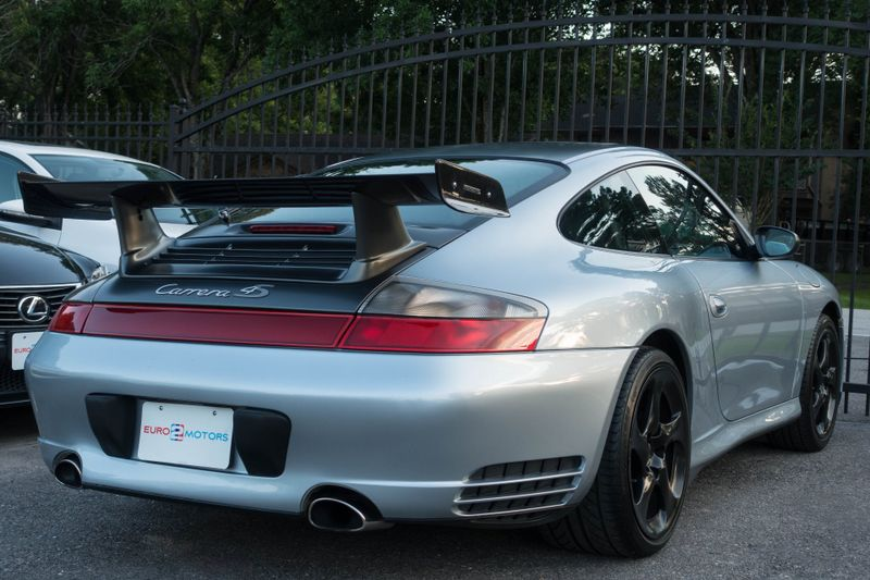 2003 Porsche 911 Carrera 4S   Texas  EURO 2 MOTORS  in , Texas