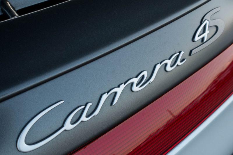 2003 Porsche 911 Carrera 4S   Texas  EURO 2 MOTORS  in , Texas
