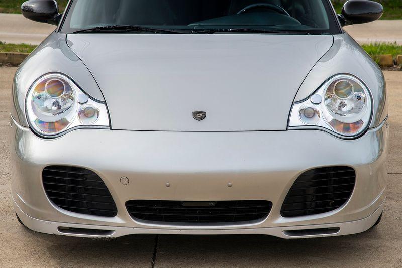 2003 Porsche 911 Carrera Turbo 996 Coupe  city TX  Dallas Motorsports  in Wylie, TX
