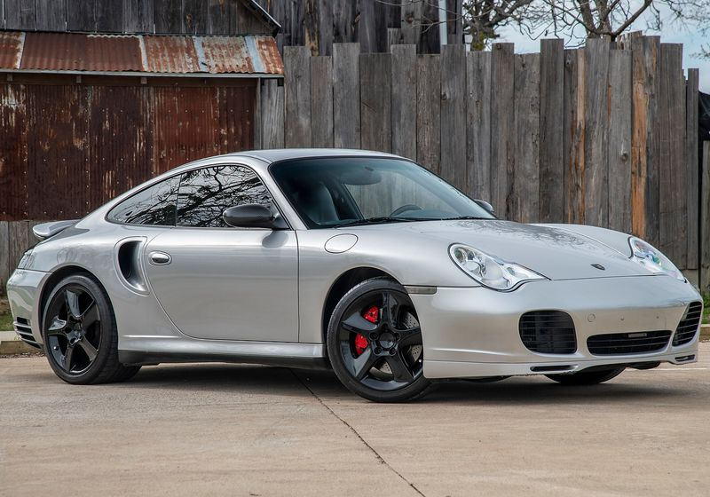 2003 Porsche 911 Carrera Turbo 996 Coupe  city TX  Dallas Motorsports  in Wylie, TX