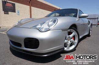 2003 Porsche 911 Turbo Coupe 996 Carrera 6 Speed | MESA, AZ | JBA MOTORS in Mesa AZ