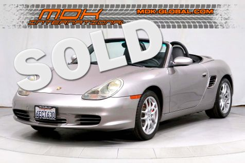 2003 Porsche Boxster S - Manual - Short Shifter  in Los Angeles