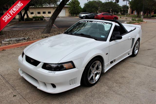 2003 Saleen Mustang S281 SC Speedster