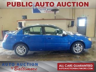 2003 Saturn Ion ION 3 | JOPPA, MD | Auto Auction of Baltimore  in Joppa MD