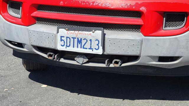 2003 Saturn VUE 5 SPEED FLAT TOW Santa Clarita, CA 13