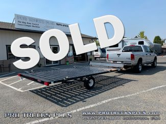 2990 # TILT BED ATV MOTORCYCLE TRAILER MX Shorlande'R Flat Bed Snow Mobile 2003   in Livermore California