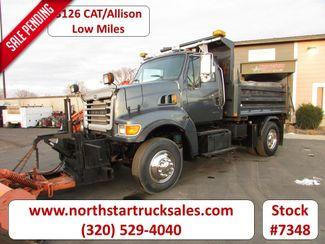 2003 Sterling L-8500 CAT Plow Dump Truck in St Cloud, MN