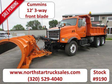 2003 Sterling LT8511 Cummins Plow Truck  in St Cloud, MN