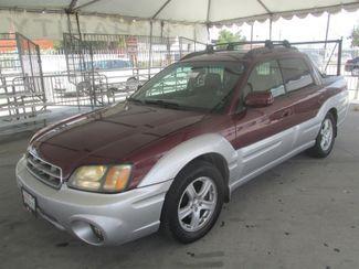 2003 Subaru Baja Gardena, California