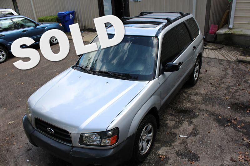 2003 Subaru Forester X | Charleston, SC | Charleston Auto Sales in Charleston SC