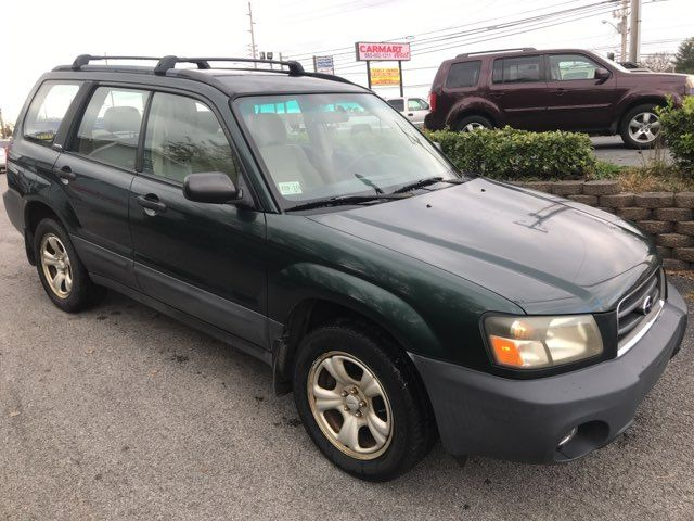 2003 Subaru Forester X Knoxville, Tennessee 1