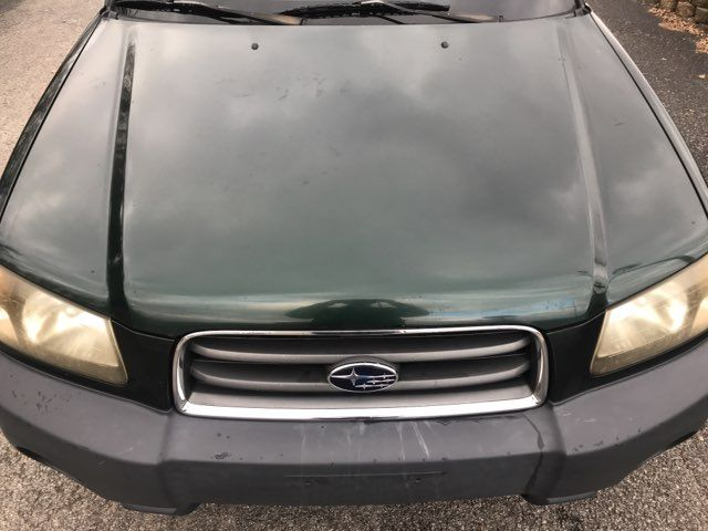 2003 Subaru Forester X Knoxville, Tennessee 2