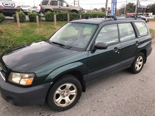 2003 Subaru Forester X Knoxville, Tennessee 22