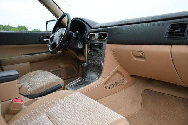 2003 Subaru Forester XS Naugatuck, Connecticut 8