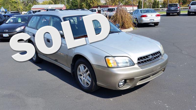 2003 Subaru Outback    Ashland, OR   Ashland Motor Company in Ashland OR