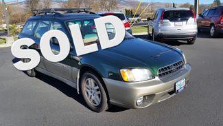 2003 Subaru Outback Ltd | Ashland, OR | Ashland Motor Company in Ashland OR