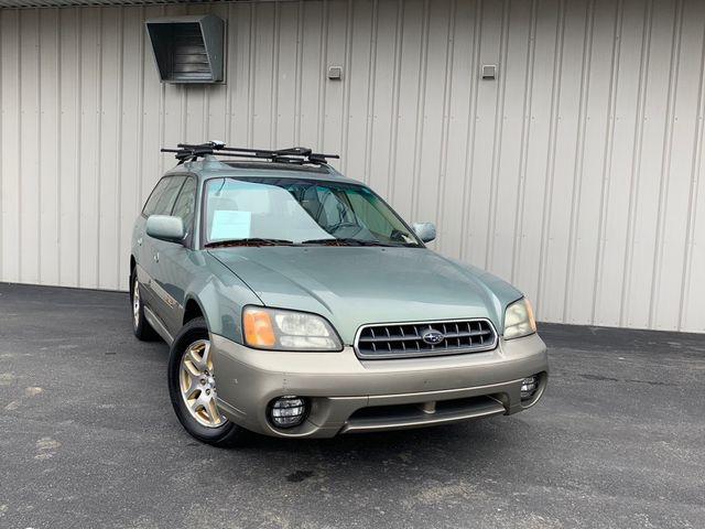 2003 Subaru Outback Ltd