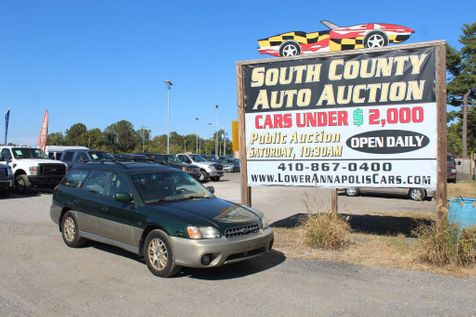 2003 Subaru Outback H6 L.L. Bean Edition in Harwood, MD