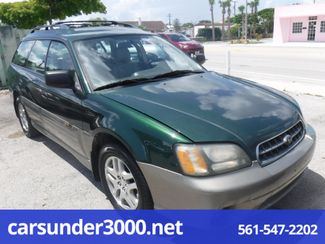 2003 Subaru Outback Lake Worth , Florida 1