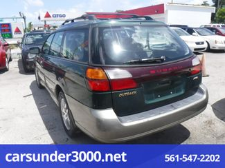 2003 Subaru Outback Lake Worth , Florida 2