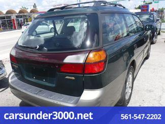 2003 Subaru Outback Lake Worth , Florida 3